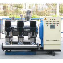 Mingxing Tank-style Non-negative Pressure Water Supply Equipment Are Composed by Following Parts