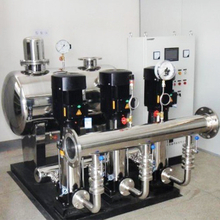 Price of Mingxing Tank-style Non-negative Pressure Water Supply Equipment